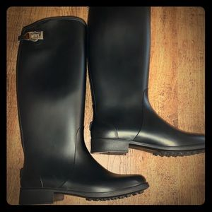 Salvatore Ferragamo Rain/ snow boots